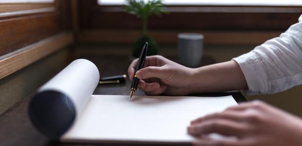【Chapter2 新しい恋の準備】第5話 彼への出さない手紙を書き、終わった恋を忘れる