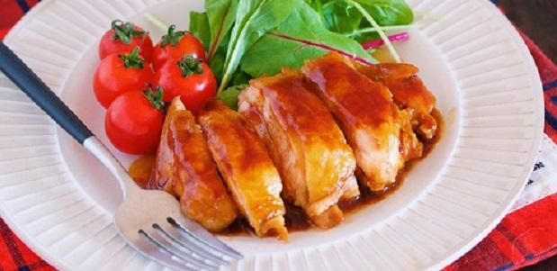 脱マンネリ!皮パリ&旨味ましまし♪『鶏のソース照り焼き』