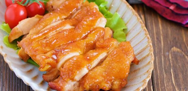 包丁いらず♪煮るだけ♪『鶏肉のしょうゆ煮』